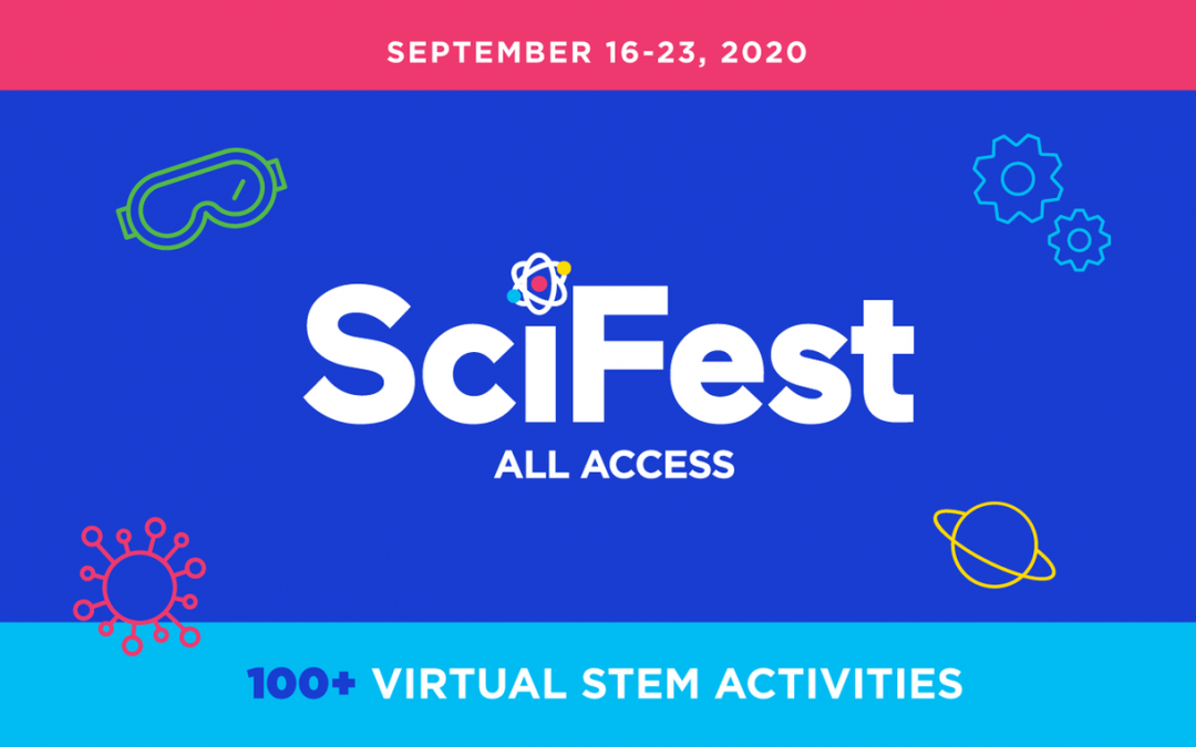 A Virtual Science Festival